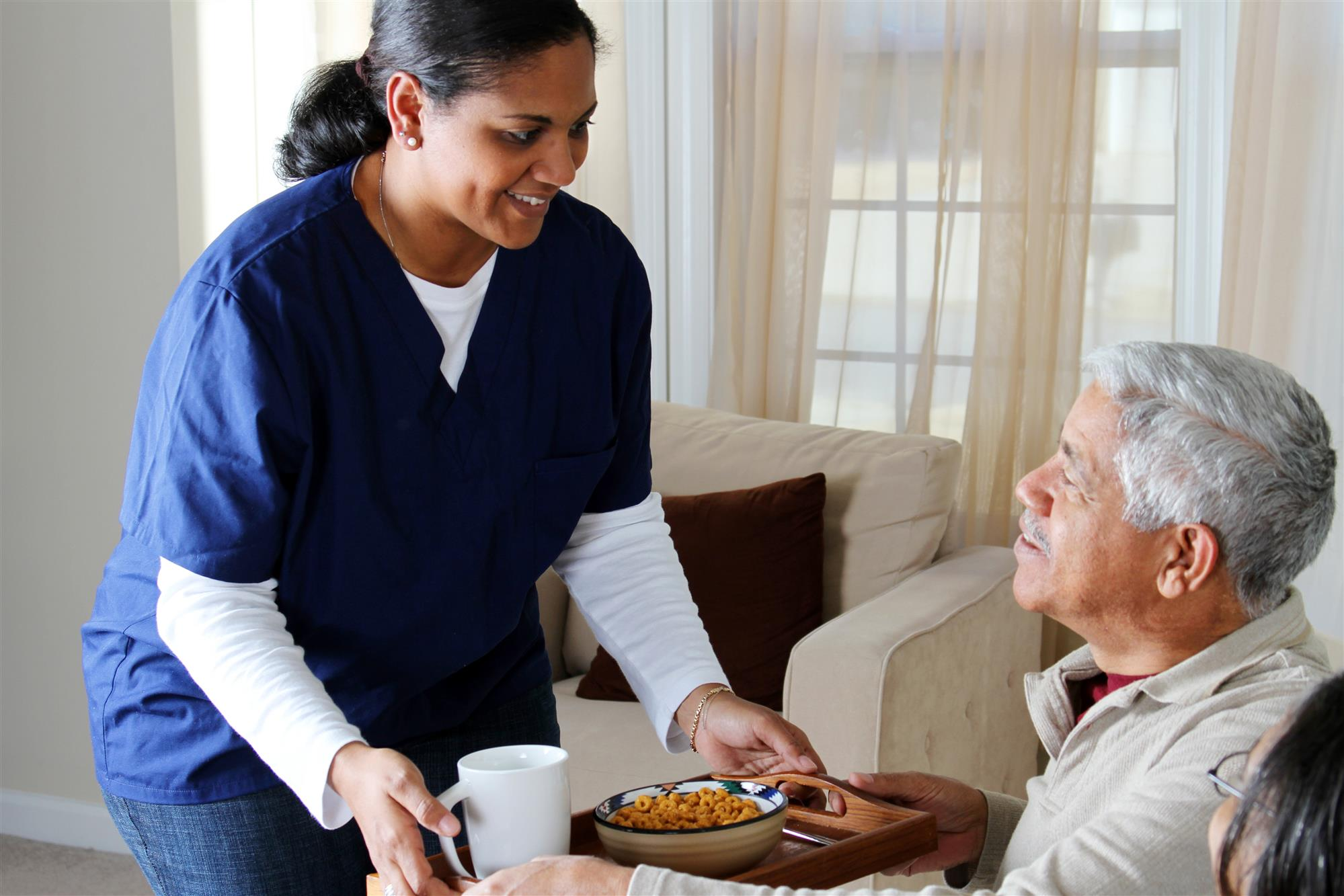 Home Health Aide – Care Positive